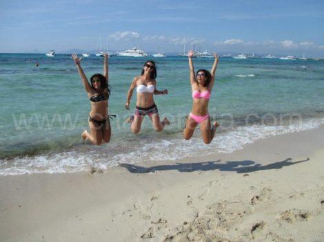 Es каваллет пляж Форментера