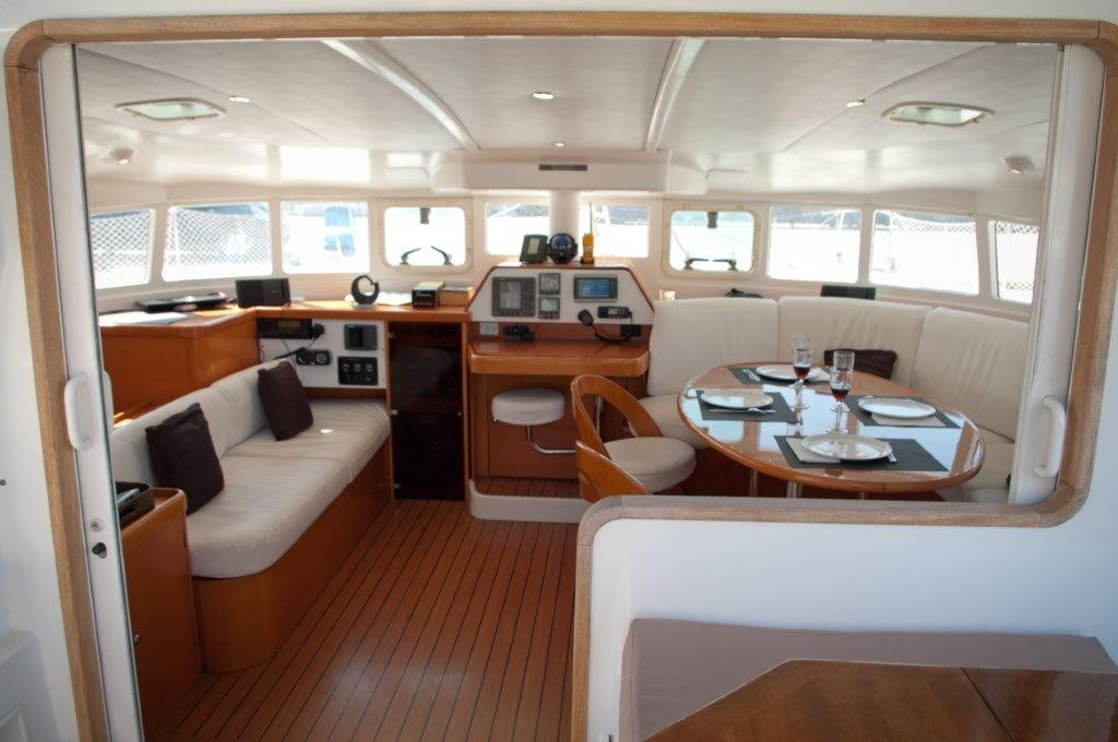 interiores barcos de lujo