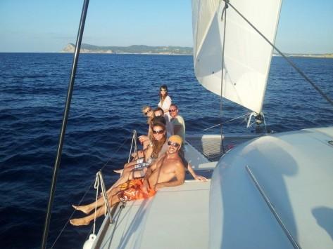 excursion en barco en Ibiza y Formentera