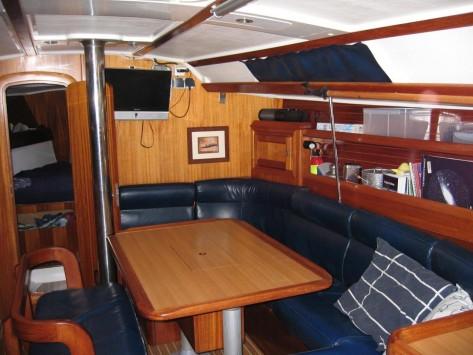 Interior velero santa eulalia