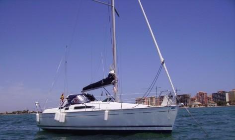alquiler velero Ibiza por dias