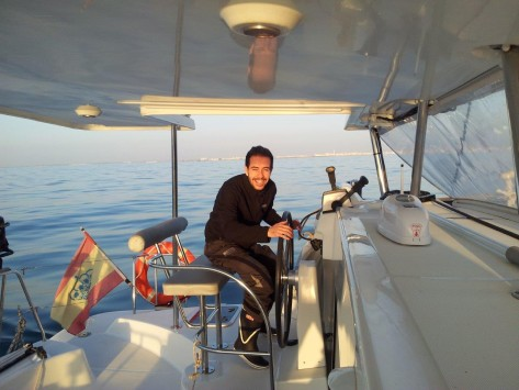 patron catamaranes Baleares