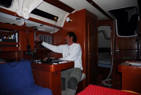 Patron velero Ibiza