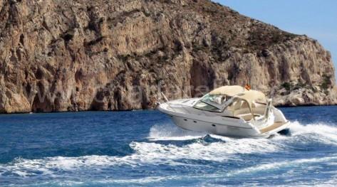 Alquiler de yates en Ibiza Prestige 34