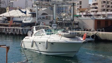 yate jeanneau Prestige 34 Ibiza