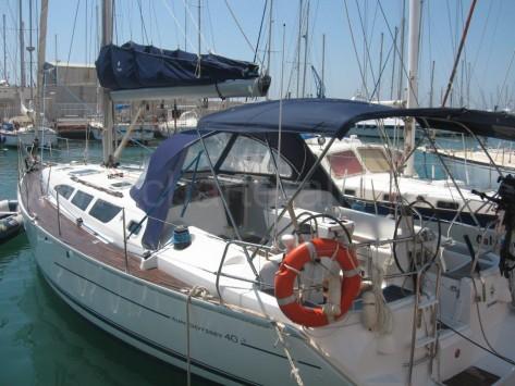Velero de alquiler con patron en Ibiza y Formentera