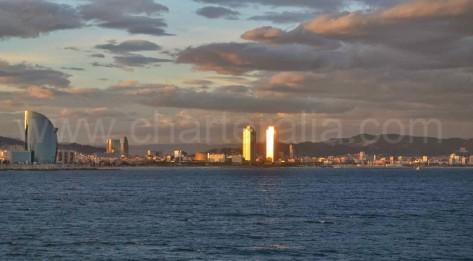 Paseos en barco en Barcelona