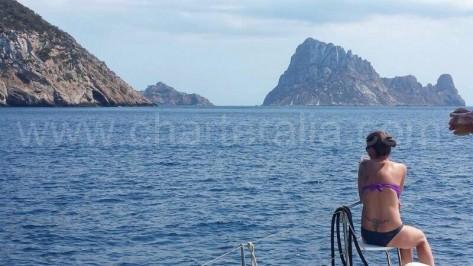 Las islas bonitas, Es Vedra, en Ibiza