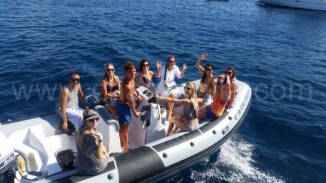 alquiler de embarcaciones semirrigidas en san antonio