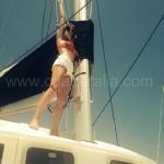 capitana de barco