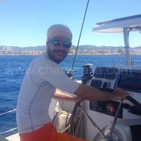 el capitan charteralia