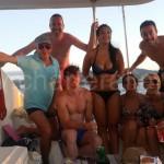 excursion en velero de alquiler varias parejas septiembre