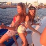 fiesta en catamaran san antonio