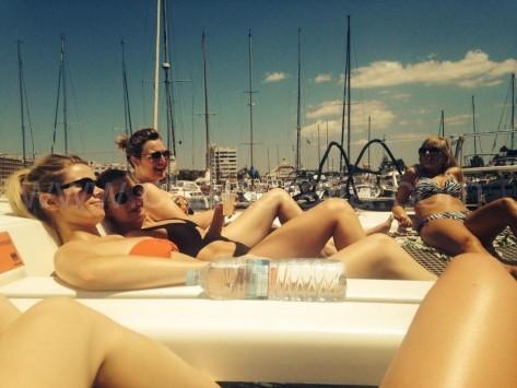 la mejor tripulacion posible en Ibiza