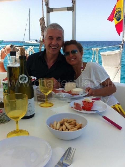 parejas en viajes romanticos en formentera