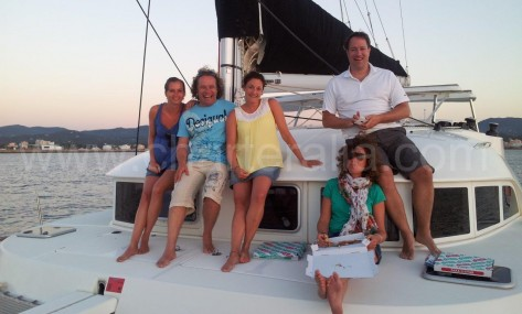 paseos de barco para puesta de sol en ibiza