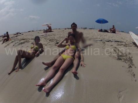 playa de levante de formentera en veleros de alquiler
