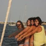 vacaciones en catamaran