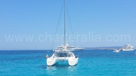 alquiler de catamaran lagoon 380