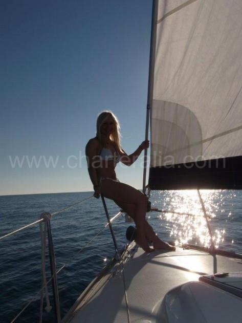 Alquiler velero Ibiza Bavaria 47