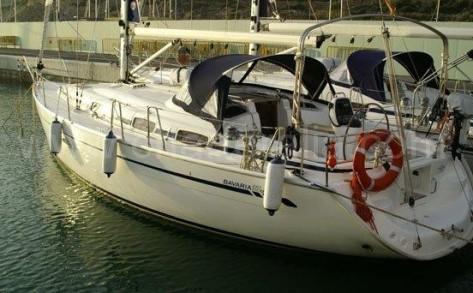 alquiler de velero en Ibiza Bavaria 37