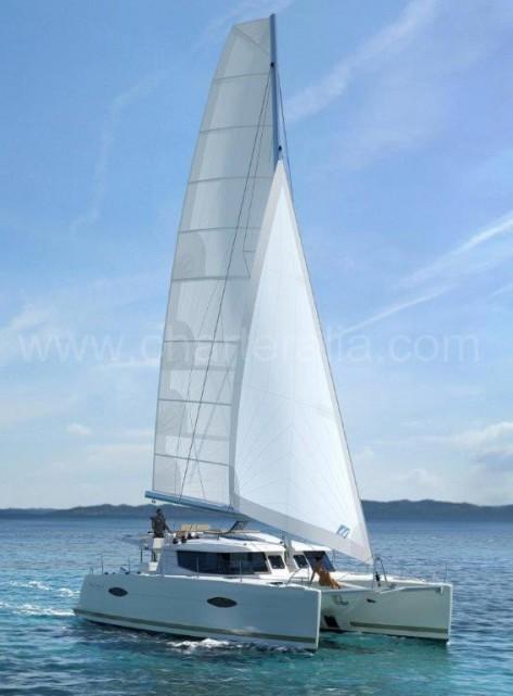 catamaran fountaine pajot Helia 44 2015