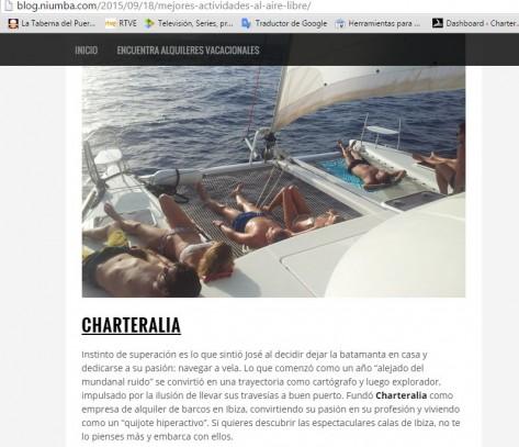 Charteralia en Tripadvisor