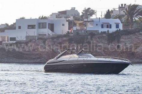 Alquiler de yate Sunseeker 48 Superhawk en Ibiza