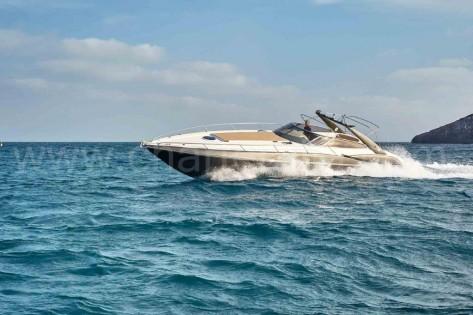Sunseeker Superhawk 48 alquileres de barco en Ibiza