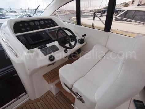 Timon del Sunseeker Portofino 46 alquileres de barco en Ibiza