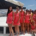Despedidas de soltera en Ibiza en catamaran y velero