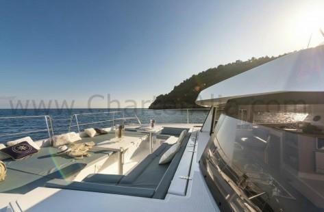 43 Bali barco para alquiler en Ibiza and Formentera
