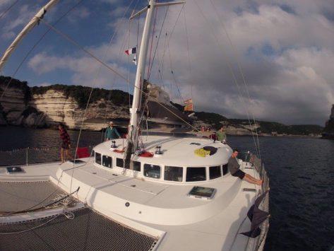 Alquiler de Lagoon 470 catamaran en Formentera
