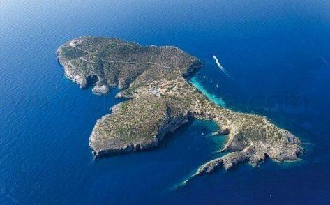 Isla Tagomago Ibiza