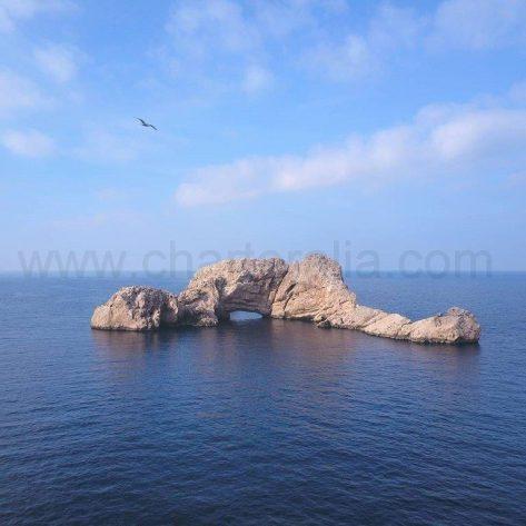 Islas Ses Margalides en Ibiza
