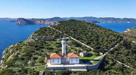 Tagomago parque nacional Ibiza