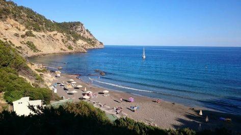 Velero de alquiler en Ibiza