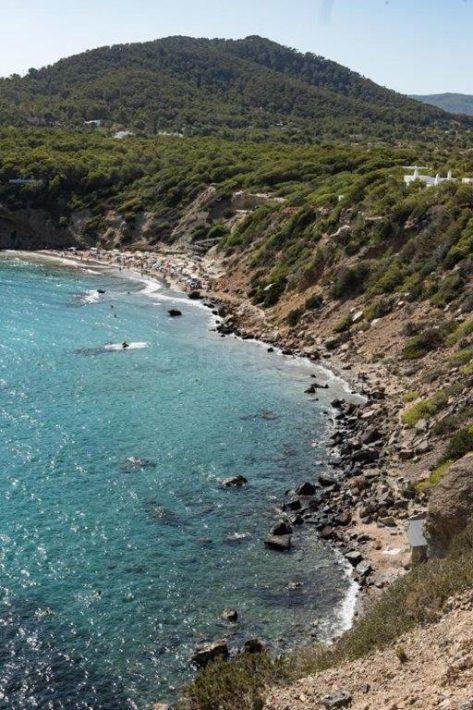 Cala Boix en Ibiza