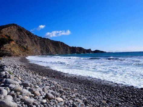 Playa Cala Jondal Ibiza