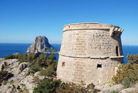 Torre del Pirata Ibiza