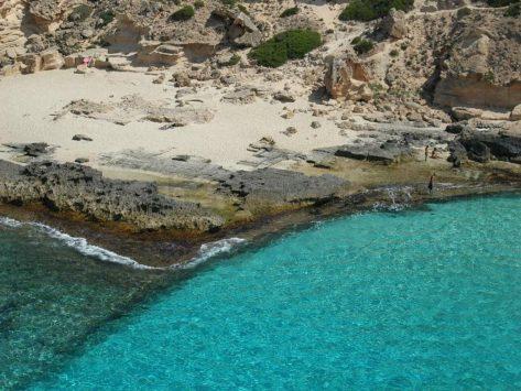 Rincones paradisíacos en la bahía de Palma