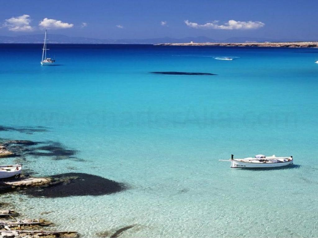 charter Ibiza Es Pujols