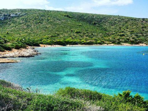Parque nacional Cabrera en Mallorca