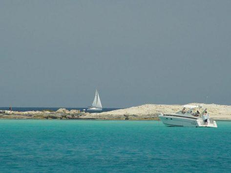 nudismo Formentera