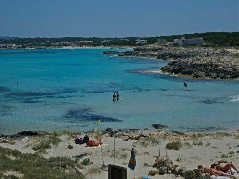 nudismo Ibiza
