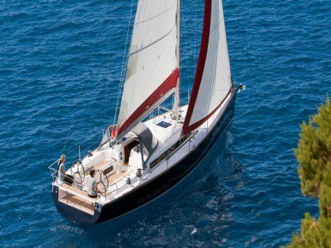 salona 41 alquiler velero Palma Mallorca