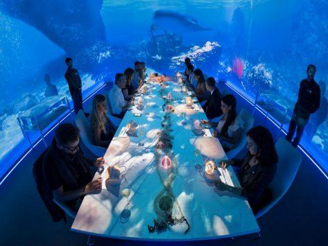 El restaurante mas caro del mundo