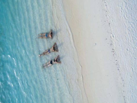 Playa ses Illetes Formentera