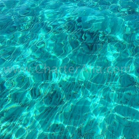 Playas para visitar en barco de alquiler en CharterAlia Ibiza Formentera