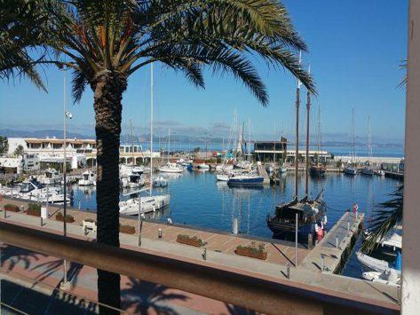 Puerto de la savina Formentera
